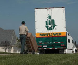 Allegan Mayflower Moving Storage